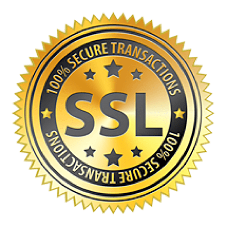 ssl-secure transactions guarantee